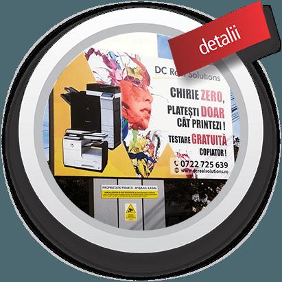Productie publicitara - panouri publicitare