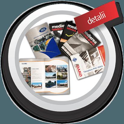 Productie publicitara - tipar digital si offset